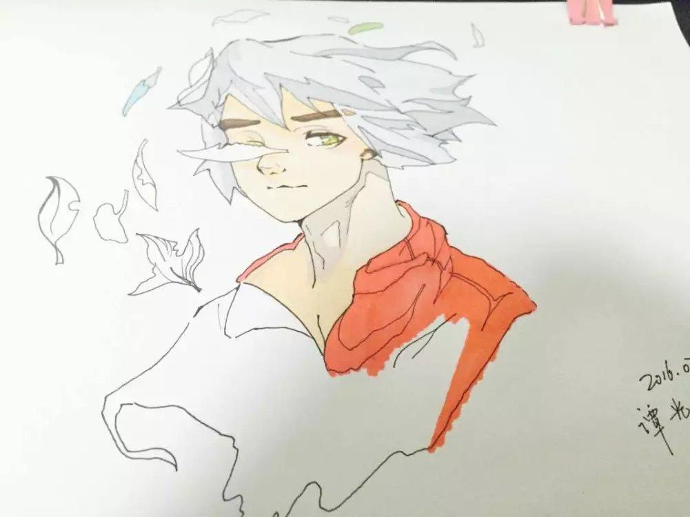 大鱼海棠_纹身图案