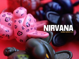 【Nirvana】bubble系列玩具