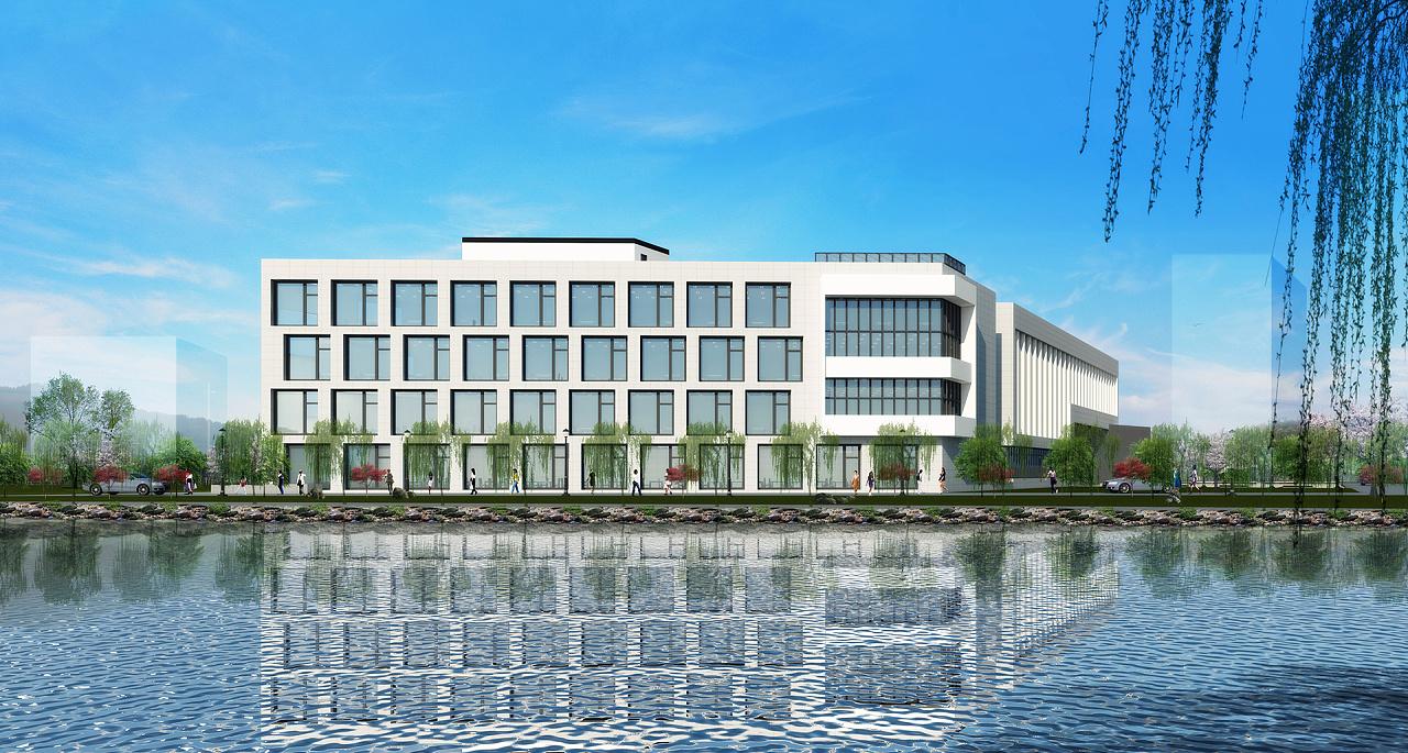 建筑毕业设计效果图行政办公中心化妆平面设计图素描图片图片