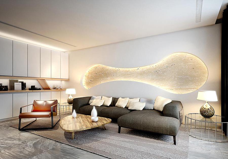 郑州有实力的别墅设计工作室-现代北欧风别墅设计方案图片