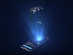 脑洞练习_全息投影与声纹技术在购物App上的尝试