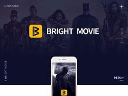 App设计-Bright Movie