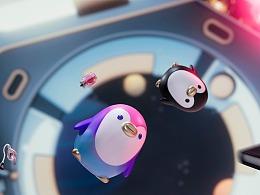 QQ潮玩-PUPU噗噗星人蛋生系列