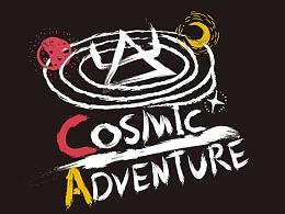 宇宙大冒险乐队logo