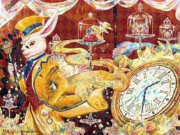 魔法紳士兔