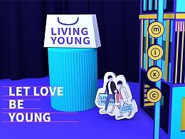 万象天地living young