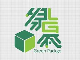 《绿裹》app UI设计 快递盒循坏利用新模式