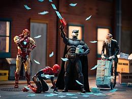 蝙蝠侠的超能力