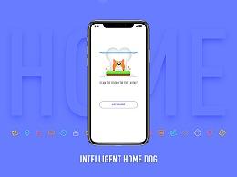 智家犬APP-概念化设计