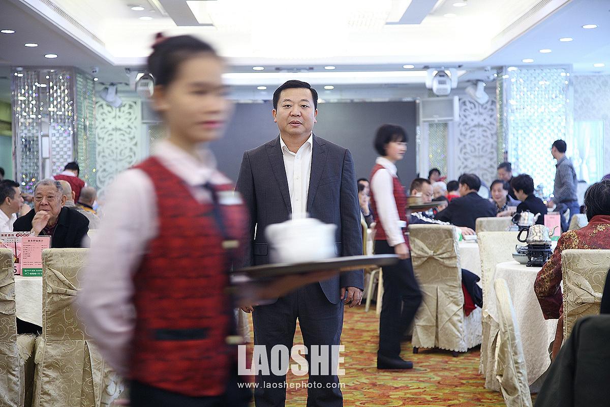 广军食府董事长:邓小林图片