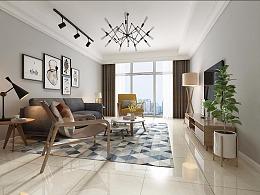 现代风格室内设计方案