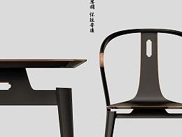 明远系列桌椅