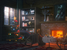 2019的圣诞节