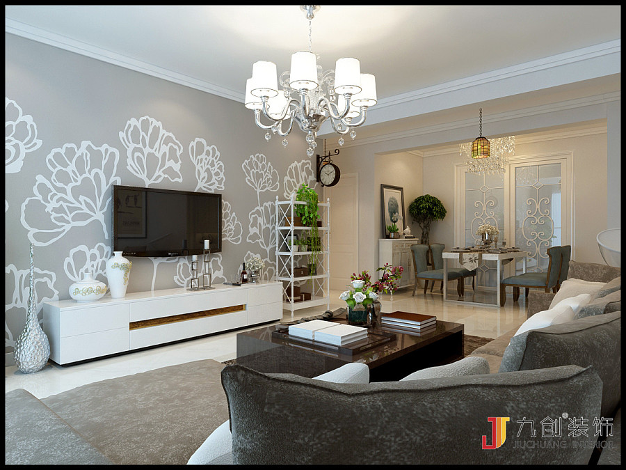 淄博东岳国际装修设计案例|室内设计|空间室内设计施工图+pdf图片