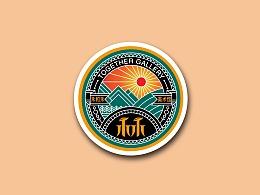 禾和禾美术馆logo设计方案