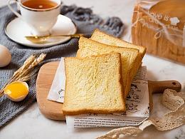 面包拍摄/北海道面包/早餐/甜点/饮品/产品美食摄影
