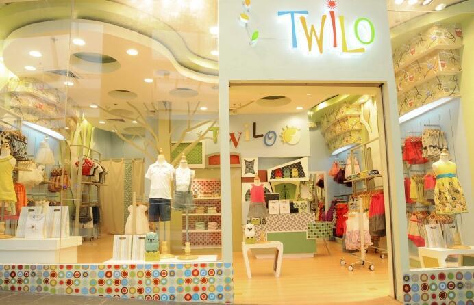 《twilo童装店装修设计》——成都童装店装修设计|成都婴儿用品店装修