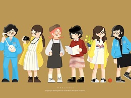 Some Boys and Girls. Ⅱ