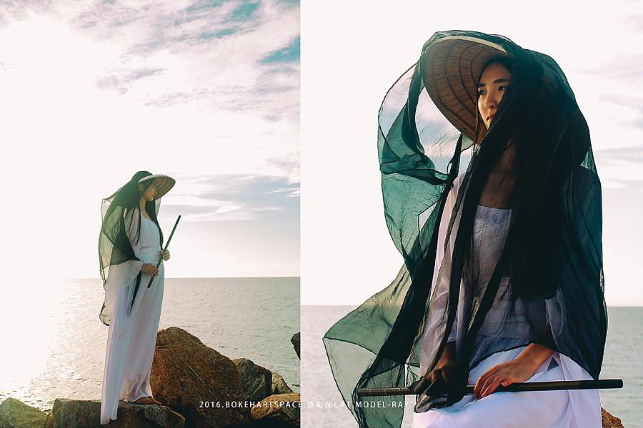 曾梦想仗剑走天涯 摄影 acat2006 原创设计作品