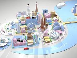 想象中的城市