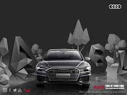 Audi A6L(This Is Your Time)