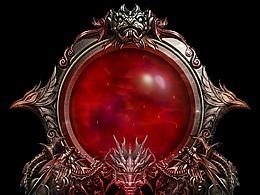 Icon能量球特效