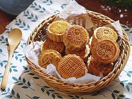 板栗蛋黄月饼 | 味蕾时光