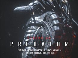 【PREDATOR】铁血战士
