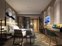 酒店旅馆客房