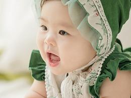 3-8个月女宝