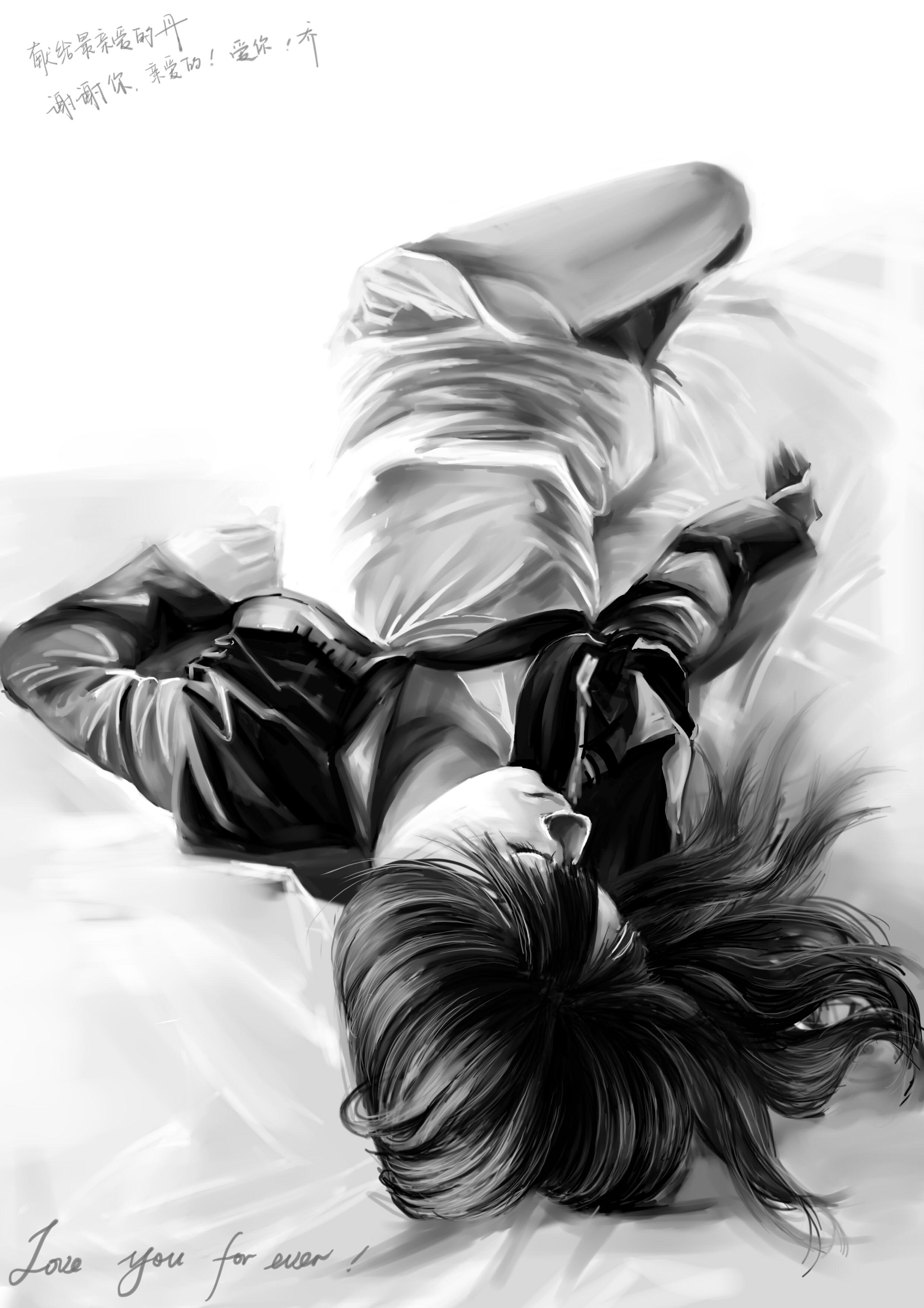 手绘 插画 插画习作 乔飞儿 - 原创作品 - 站酷