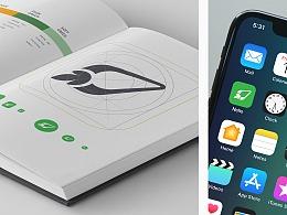 品牌识别和移动UX UI设计