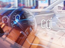 CGI Audi A7 2019
