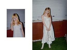 小众少女 不一样的白裙子