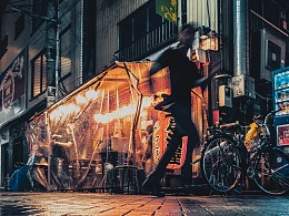 街头摄影|东京