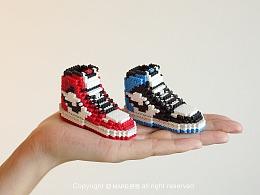MARD拼豆原创-AJ球鞋