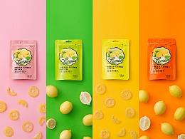 电商摄影   柠檬蜜茶+柠檬即食片 x 映物社