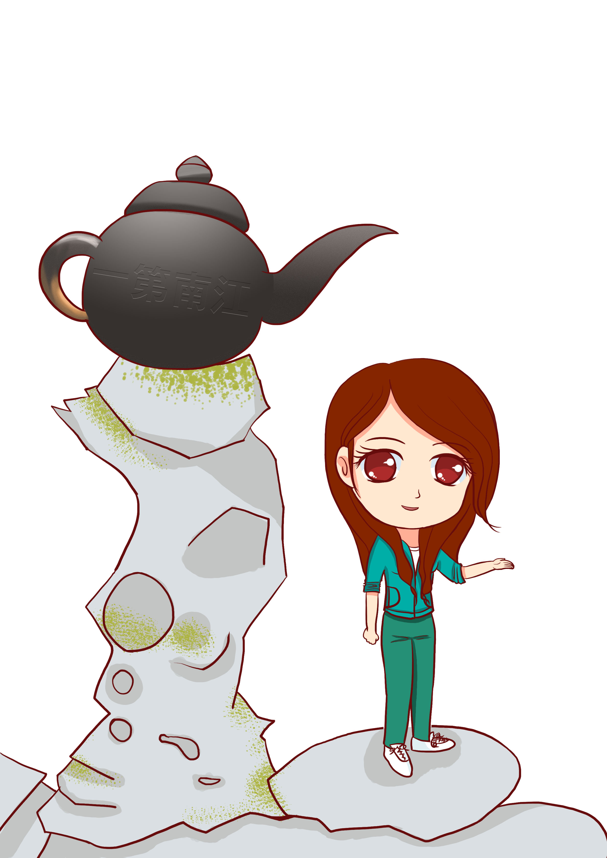 q版形象人物|动漫|单幅漫画|whhuan0513 - 原创作品