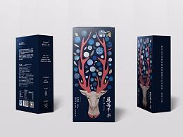 蓝莓包装设计