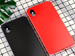 黑色磨砂手机