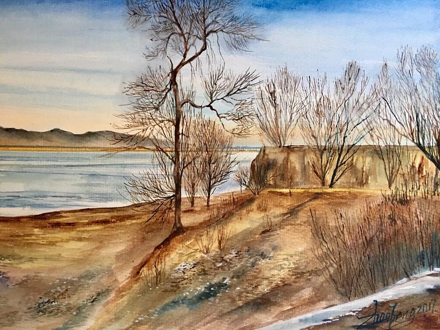 查看《绘画的日子》原图,原图尺寸:1599x1199
