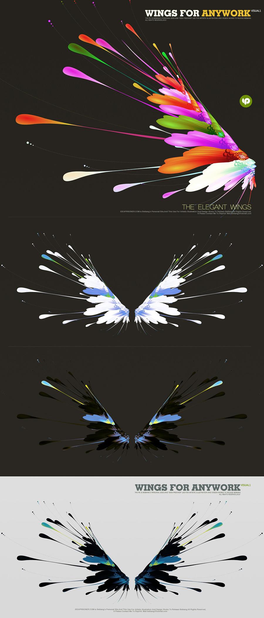查看《自由之翼》原图,原图尺寸:1024x2400
