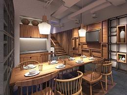 哈喽设计 | 铮庐餐厅空间设计
