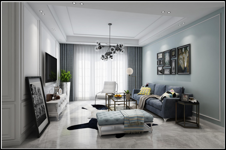 北欧风格家居表现|空间|室内设计|wtz123562 - 原创
