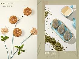 糕点美食画册拍摄排版设计