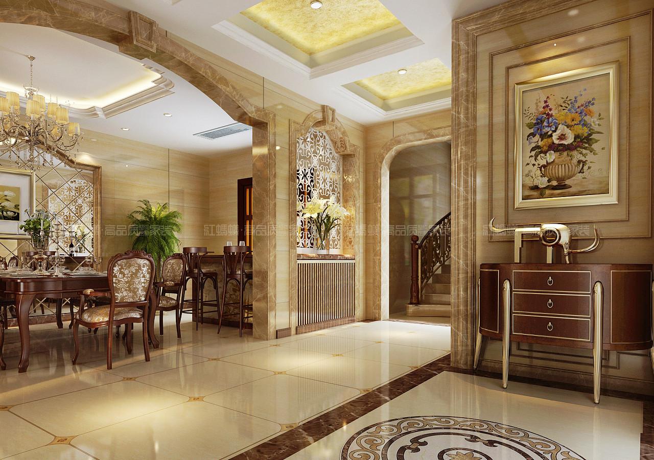 红蚂蚁装饰欧式新古典风格|空间|室内设计|江苏红蚂蚁图片