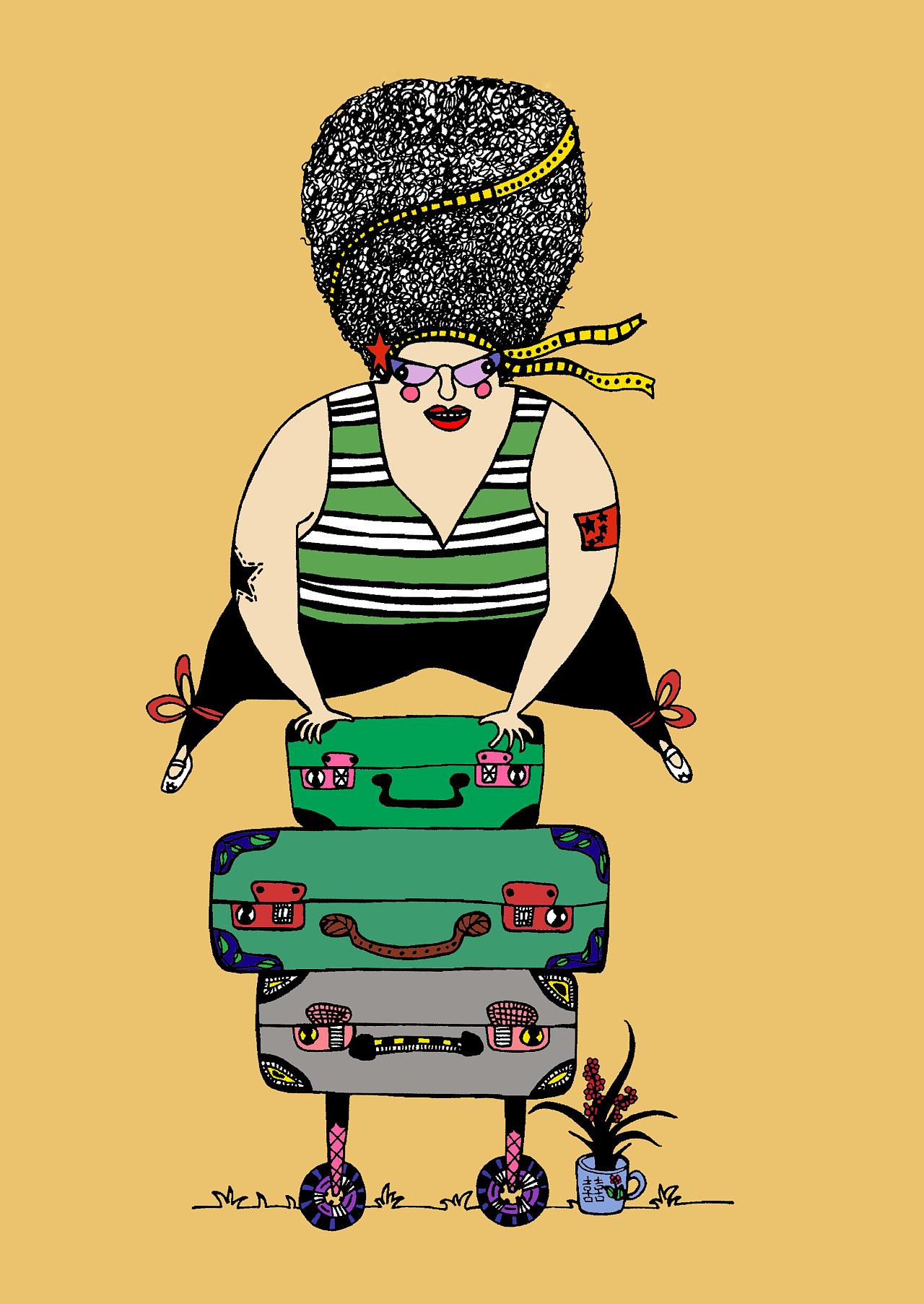 白布鞋_动感八零|平面|图案|糖猫插画 - 原创作品 - 站酷 (ZCOOL)