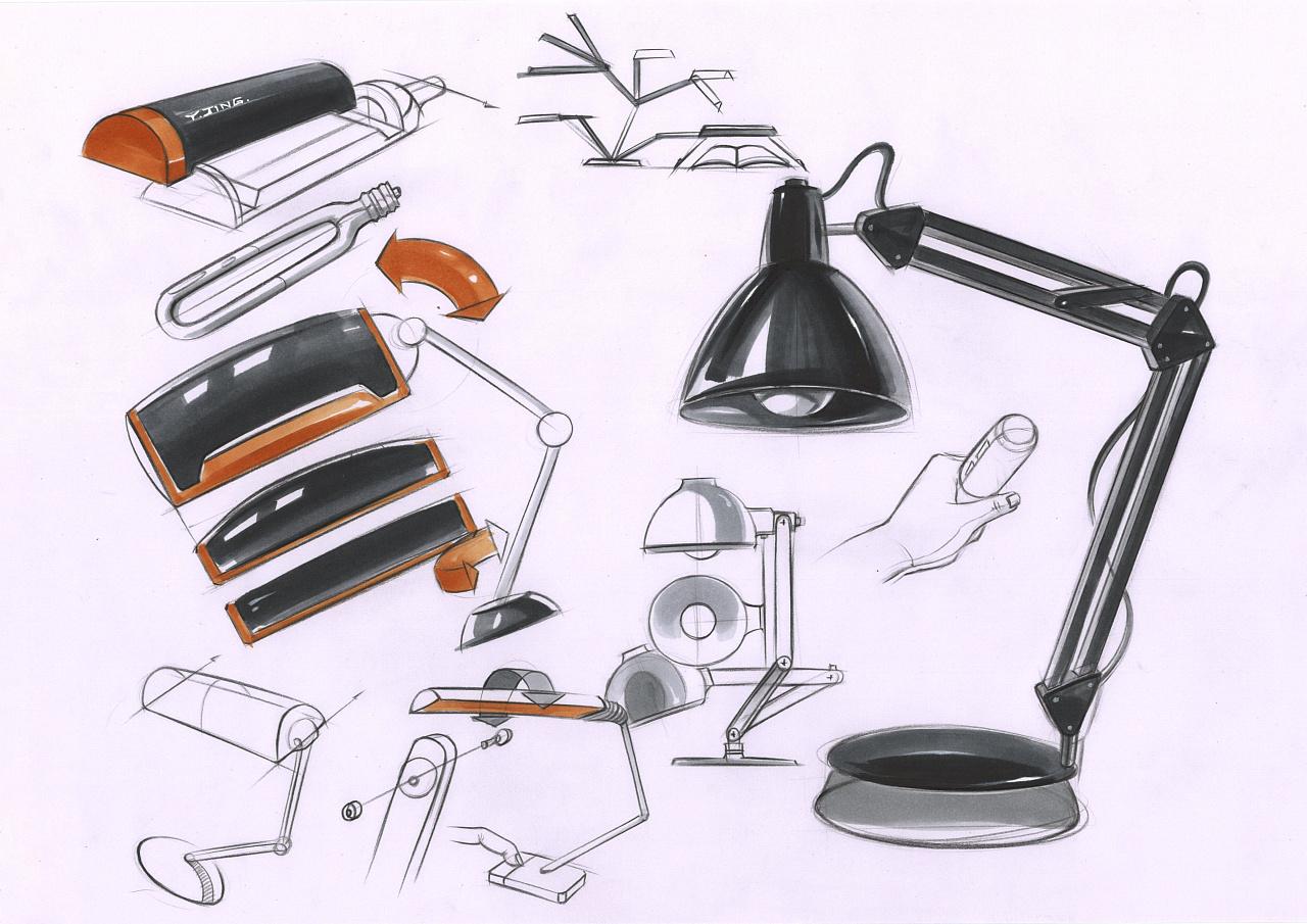 yj产品手绘|工业/产品|其他工业/产品|yj小圆子