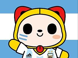 #世界杯#我有一个很酷的头像,不信你看!