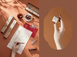 黑糖姜茶摄影|新中式风格摄影|有食